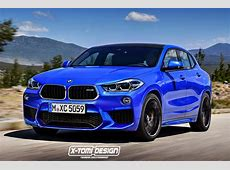 BMW X2 M35i with 300 hp planned for 2018