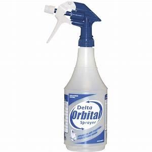 Delta Orbital Sprayer