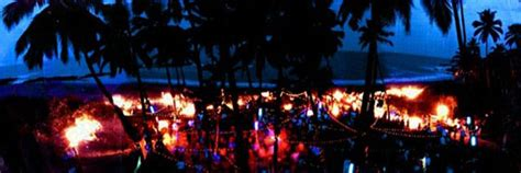 top beach party destinations  goa  party travel
