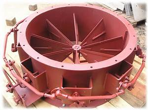 Dampers And Gates - Manufacturer In India