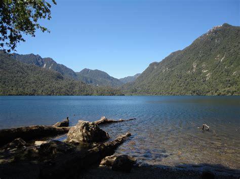 Parque Nacional Alerce Andino - Laguna Sargazo - Andeshandbook