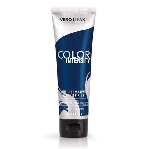 joico vero  pak color intensity sapphire blue