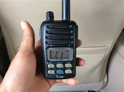 Boat Marine Radio Channel by Icom Marine Radios Top 5 Handheld Vhf Radios Citiguide