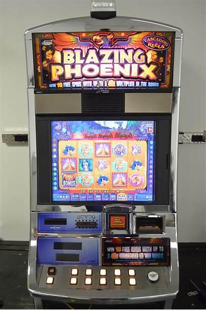 Slot Machines Machine Blazing Phoenix Games Bluebird