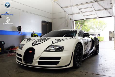 Bugatti Veyron Pur Blanc Is Pure Perfection