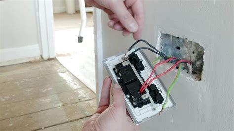 replace sockets homefix handyman