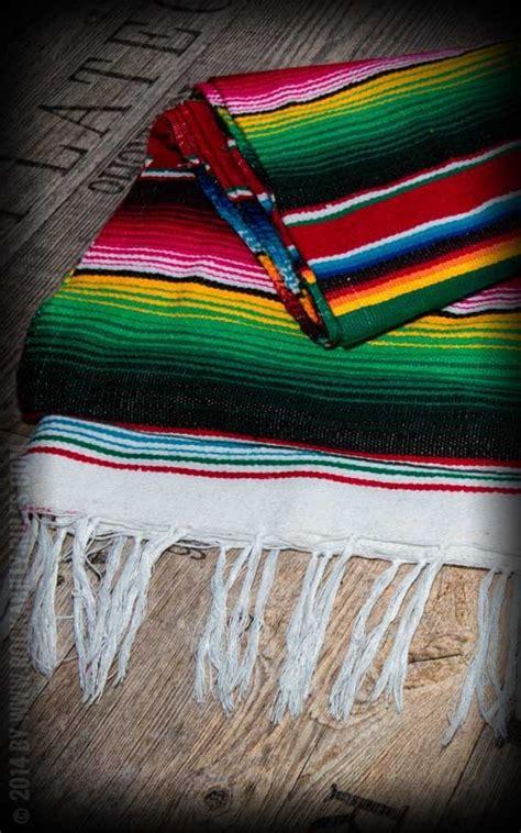 Original Mexikanische Decke Serapes