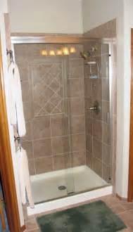 Bathroom Shower Stalls Ideas Prefab Shower Stall Lowes Bathroom Ideas Lowes Showers And Benches