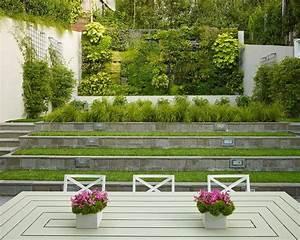 Jardin en pente : 33 idées d'aménagement végétal