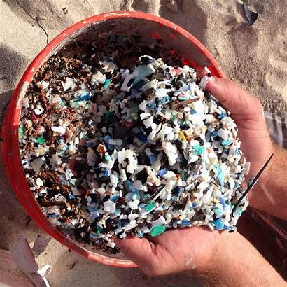 Islands Pacific Debris Marine Load Microplastics Noaa