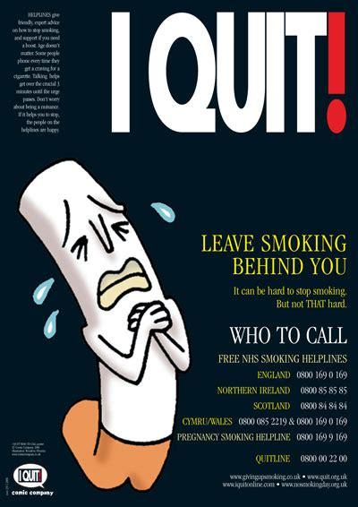 comic company smoking education
