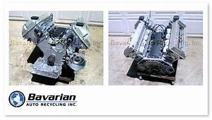 Used Bmw 740i Engine E39 Bmw 740il Oem Bmw Replacement Engine