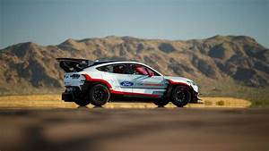 Ford Mustang Mach-E gets 7 electric motors and 1400 hp - Prototype, Performance and Modifications