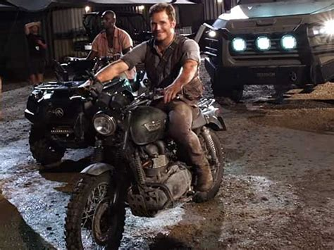 Triumph Scrambler From Jurassic World To Be Auctioned For