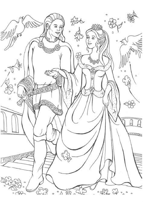30 prince coloring pag5s barbie coloring pages pinterest