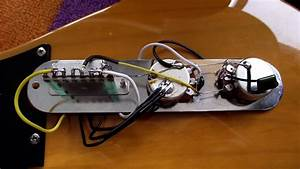 Two Squier Telecasters  Wiring Repair  Clean Up