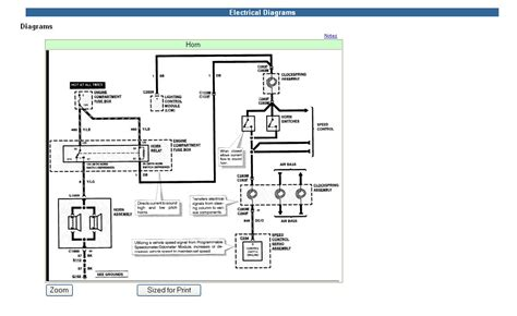 2005 Crown Victorium Wiring Diagram by Wiring For The Horn For The Inceptor Crown