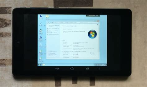 windows on android how to install windows 7 on android tablet tutorial