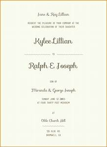 wedding invitation wording examples bride and groom With wedding invitation wording from bride and groom and parents
