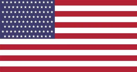 What Would An American Flag With 100 Stars Look Like? Quora
