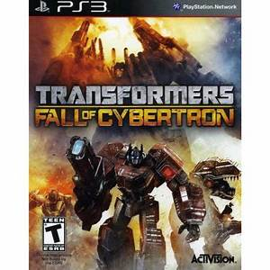 Transformers Fall Of Cybertron : transformers fall of cybertron ps3 ~ Medecine-chirurgie-esthetiques.com Avis de Voitures