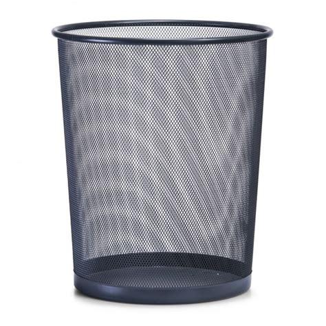 corbeille 224 papier poubelle de bureau kollori