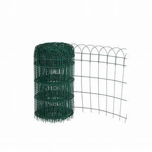 Grillage Soudé En Rouleau : grillage 50 cm cloture en bois chromeleon ~ Dailycaller-alerts.com Idées de Décoration