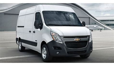 2019 Chevrolet Express by 2019 Chevy Express Passenger Price And Release Date