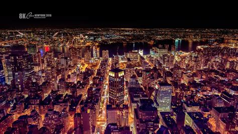 Check Out This 8k Timelapse Of New York City Digital