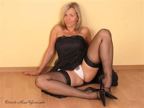 Ala Nylon From Poland Sexy Polish Milf