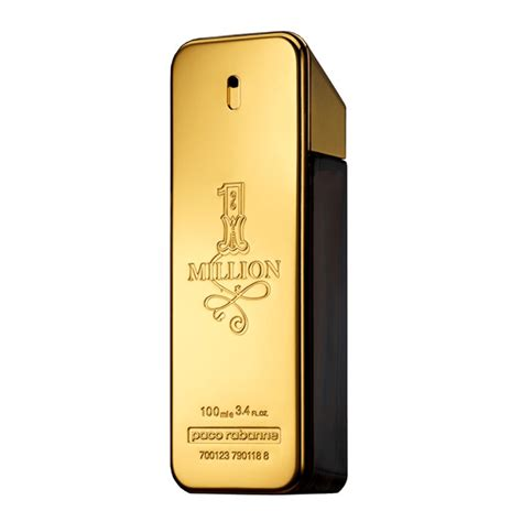 one million eau de toilette spray 50 ml paco rabanne parfumania