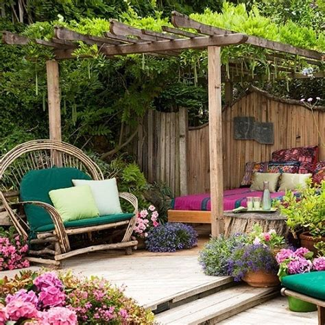 como decorar  jardin tendenziascom