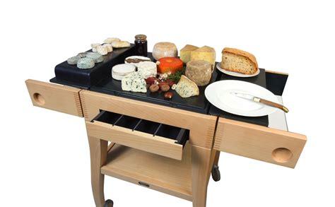 chambre froide professionnel chariot à fromage keza design sarran quiso