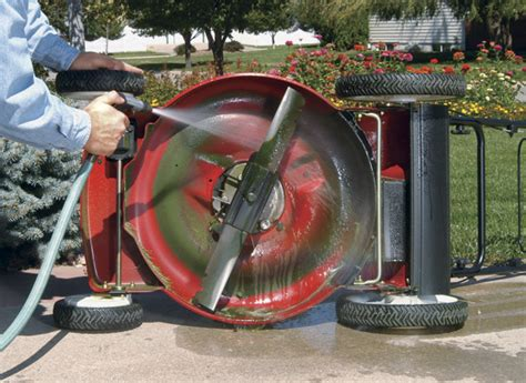 how to clean lawn mower lawn mower maintenance and service hirerush blog