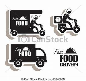 12 Food Delivery Icon Images - Restaurant Food Delivery ...