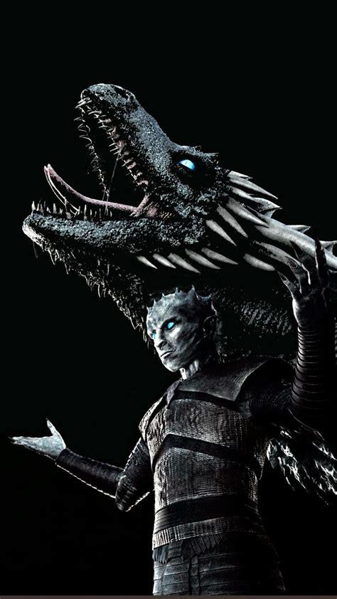 night king dragon game  thrones  gameofthrones