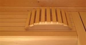 Massivholz Sauna Selbstbau : sauna beinauflage venenst tze kniebogen abachi ~ Whattoseeinmadrid.com Haus und Dekorationen
