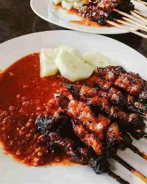 makanan khas bali terpopuler info sejarah  halal