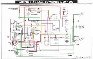 Enfield Bullet 350 Wiring Diagram