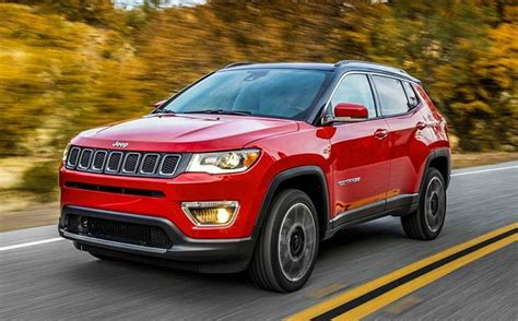 jeep compass trailhawk design mechanics price
