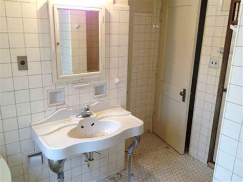 1920s bathroom sink from standard retro