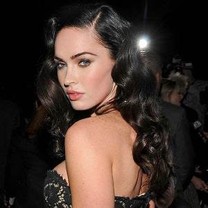 Images Of Megan Fox Curly Hair Tumblr Summer