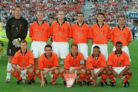 soccer world cup france  group  holland  south