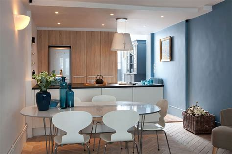 cuisine style scandinave maison au design scandinave germain en laye