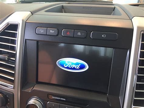 ford  center buttons  fast lane truck