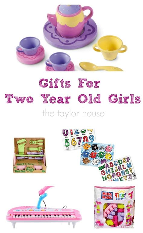 gifts for two year old girls the taylor house