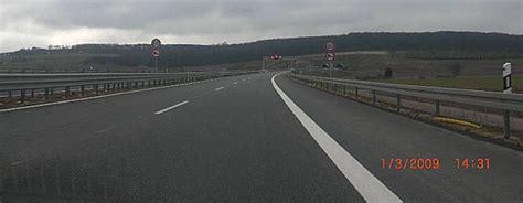 Autobahn Tempolimit Nach Auffahrt by Fotos A71 Heldrungen Etzleben