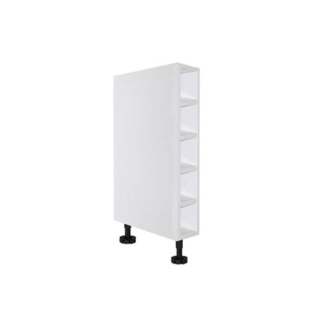 Kitchen Kaboodle Wine Racks by Kaboodle 150mm Gloss White Wine Rack Bunnings Warehouse