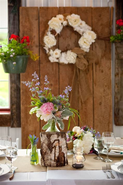 25 best ideas about homemade wedding centerpieces on