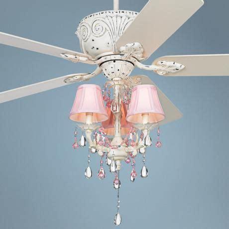 Pull Chain Chandelier by Casa Pretty In Pink Pull Chain Ceiling Fan